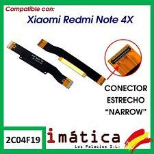 Flex Main Connector Motherboard Xiaomi Redmi Note 4X Cable Snapdragon