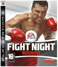 Ps3-Fight Night Round 3 Boxing ** NEW & SEALED ** Official UK Stock