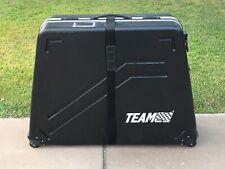 Performance Team Hard Shell Bike Case Transportation Cycling Luggage