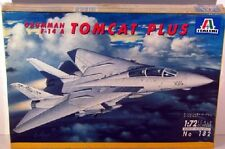 ITALERI GRUMMAN F14 TOMCAT PLUS model kit