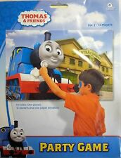 Thomas the Tank Engine Party Decoration & Game (Pin the tail on a Donkey)