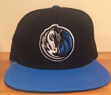 Dallas Mavericks  Mitchell and Ness Fitted Cap Hat  Size  7