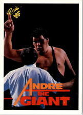 1990 Classic WWF #111 Andre the Giant