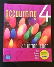 Peter Atrill etc - Accounting - An Introduction - pb 2009 4th ed