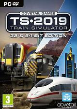 Train Simulator 2019 Edition PC DVD * Brand New + Sealed * Free Quick & Delivery