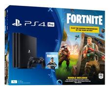 Sony PlayStation 4 Pro 1TB Fortnite Edition Bundle - Jet Black