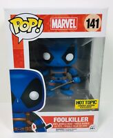 Funko POP! Marvel FOOLKILLER #141 Vinyl Bobble Head Limited Edition EXCLUSIVE