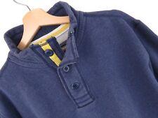 rp1404 Superdry pull pull original Premium Vintage décoloré Bleu Taille L