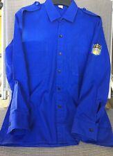 Original DDR FDJ Bluse Hemd Mädchen Frauen langer Arm, entspricht Größe S 36-38