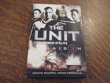 coffret 3 dvd the unit commando d'elite saison 3 episodes 1 a 11