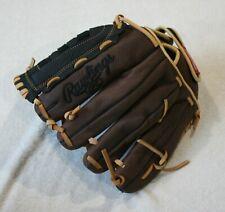 "Rawlings Leather Baseball Softball Glove 12.5"" Rgb36Tbr Right Handed Rht Clean"