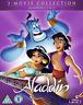 Aladdin Trilogy (Blu-Ray) (UK IMPORT) BLU-RAY NEW