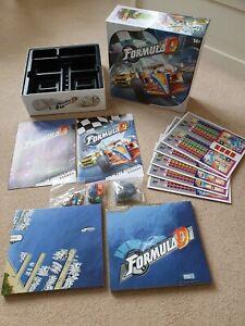 Formula D Board Game - Unused