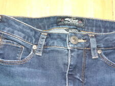 SILVER BLEECKER womens 25 x 28 jeggings jeans excellent cotton blend
