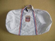 Vtg TEAM USA United States OLYMPICS DUFFLE BAG Travel Gym Athletic Track    Field 87424d939127c