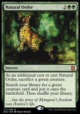 MTG Magic - (M) Eternal Masters - Natural Order - NM