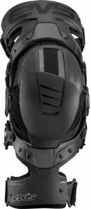 EVS Axis Sport Knee Brace - Left - AXISS-BK-XL Black X-Large Left 72-7573