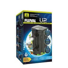 Fluval U2 Internal Fish Tank Aquarium Filter New Design