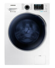 Samsung 7.5kg Front Washer 4kg Dryer Combo BubbleWash WD75J5410AW Smart Check