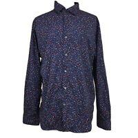 Cactus Slim Fit Premium 100% Cotton Men's Button Down Shirt XL