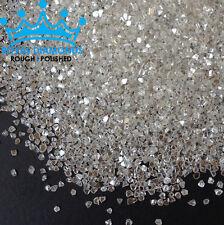 10 crts+ 100% Natural Loose FL-VVS Triangle Rough Diamonds Uncut Real raw 0.90MM