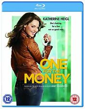 One For The Money (Blu-ray, 2012) Comedy New & Sealed FREE SHIPPING