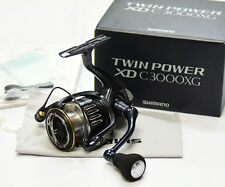 2017 NEW SHIMANO TWIN POWER XD C3000XG Spinning Reel  From Japan