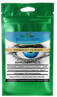NoFillerSupplements Organic Eyebright Extract Vegetable Capsules Polyphenols