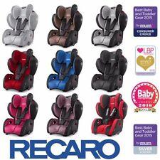 Boys & Girls RECARO Forward Facing (9-18kg) Baby Car Seats