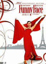 "NEW DVD "" Funny Face "" Audrey Hepburn, Fred Astaire and Kay Thompson"