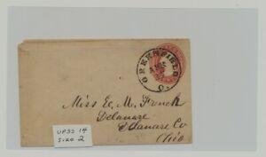 US - Used Postal Stationery Lot # 28
