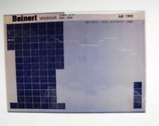 YAMAHA XJ 600 _N_ 1994 microfilm catalogo ricambi PEZZO DI LISTELLO