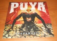 Puya Fundamental 1998 Promo 2-Sided Flat Square Poster 12x12