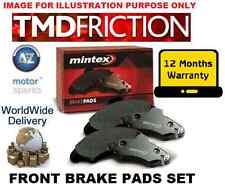 FOR BMW MINI CLUBVAN R55 2006 >1.6 COOPER ONE FRONT MINTEX  BRAKE DISC PADS SET