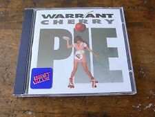 Cherry Pie by Warrant (CD, Sep-1990, Columbia)