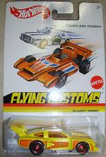 Hot Wheels '76 CHEVY MONZA 2013 Flying Customs