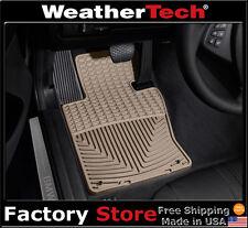 WeatherTech All-Weather Floor Mats - 2004-2010 - BMW X3 - Tan