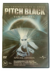 The Chronicles Of Riddick Pitch Black DVD