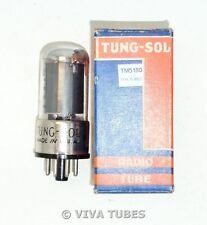 NOS NIB Tung-Sol USA 6SD7GT Gray Smooth Plate Top Get Vacuum Tube 100+%