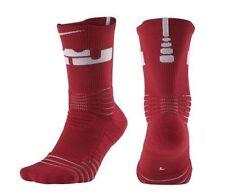 Nike Lebron versatilty ELITE Crew Basketball Chaussettes De Sport SX5399-657 UK 8-11