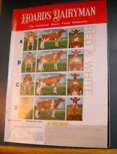 HOARD'S DAIRYMAN MAGAZINE FEB 10 2013 NATIONAL DAIRY FARM HIGH FORAGE DIETARY