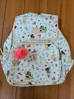 Disney Store ANIMATORS COLLECTION Backpack Princess Characters