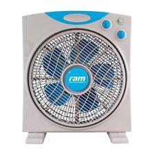 """Ram 300mm Eco Fan 12"""" Fan 3 Speed Air Mover Oscillate Hydroponics Cooling Fan"""