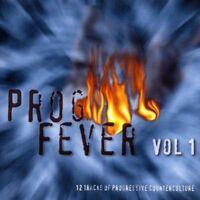 PROGFEVER V.A. CD Violet District RPWL Ines High Wheel Zenobia T Thomas Thielen