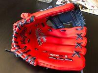 St Louis Cardinals KIDS Red Rawlings Baseball Glove SGA 5/20/18