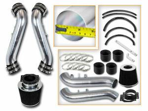 90-96 300ZX Fairlady Z32 3.0 V6 Non-Turbo COLD AIR INTAKE KIT+ BLACK FILTER