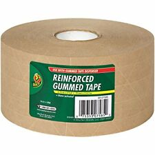 Packaging Tape Reinforced Gummed Kraft Paper for Sealing Shipping storage Moving