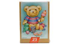 Springbok Hallmark Childrens Ice Cream Teddy 25 Piece 10x14 Jigsaw Puzzle Sealed