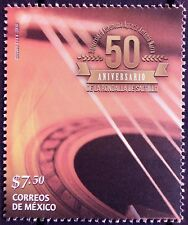 Mexico 2016 Rondalla Saltillo 50th Anniv Music Group Guitar Romantic Songs MNH