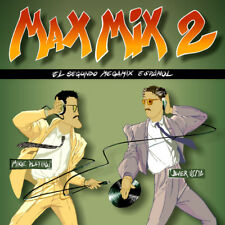 Compilation ‎2xCD Max Mix 2 (Expanded & Remastered Edition) - Spain (M/M)